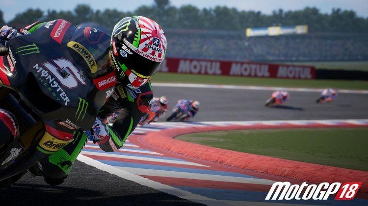 MotoGP 18 5