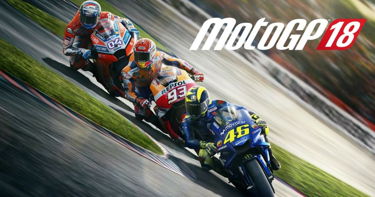 MotoGP 18 copertina