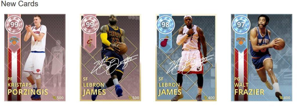 NBA 2K My Team week 37