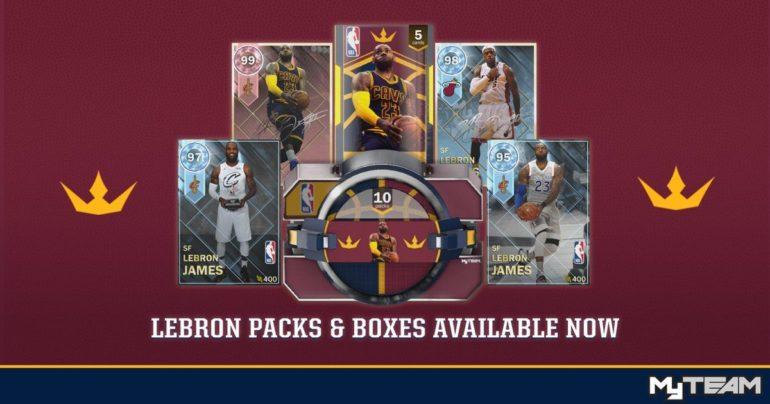 NBA 2K My Team week 37 copertina