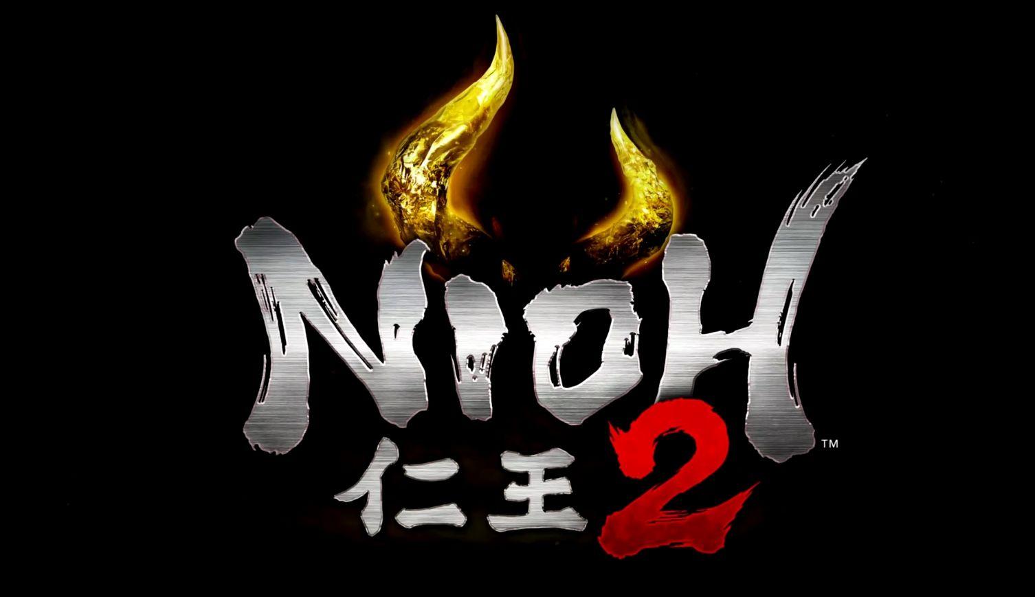 Nioh 2 E3 2018