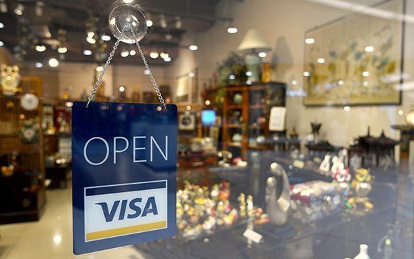 POS Visa, pagamenti Bancomat, pagamento con carta di credito