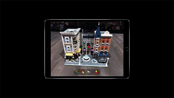 Lego e la realtà aumentata, Lego AR, Lego Creator Set