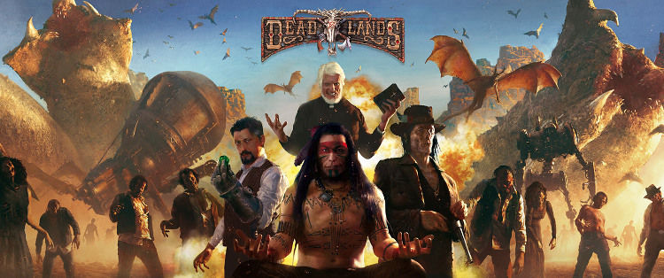 Savage Worlds Guida Deadlands