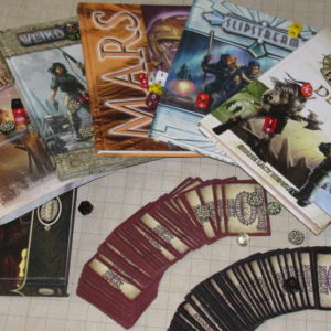 Savage Worlds Guida Manuali