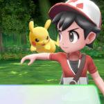 Pokémon - pokemon - pokèmon - leys go- Let's Go - Pikachu - Eevee - Nintendo - E3 - Masuda - battle - battaglia - system