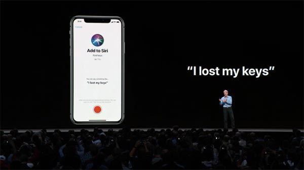 Shortcut Siri, shortcut personalizzabili Siri, shortcut personalizzate Siri