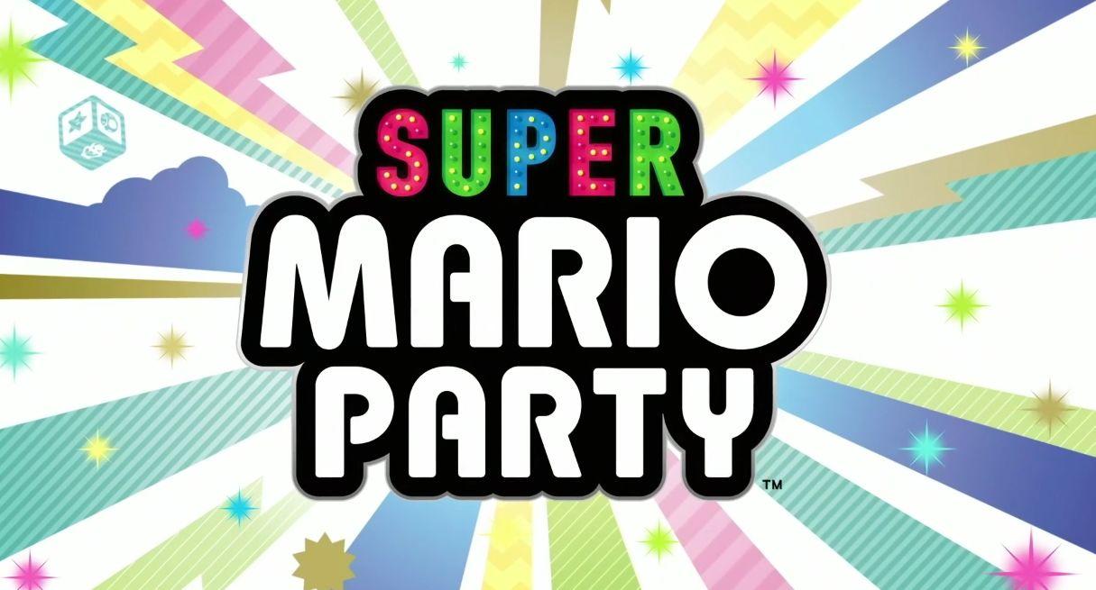 super mario party E3 2018