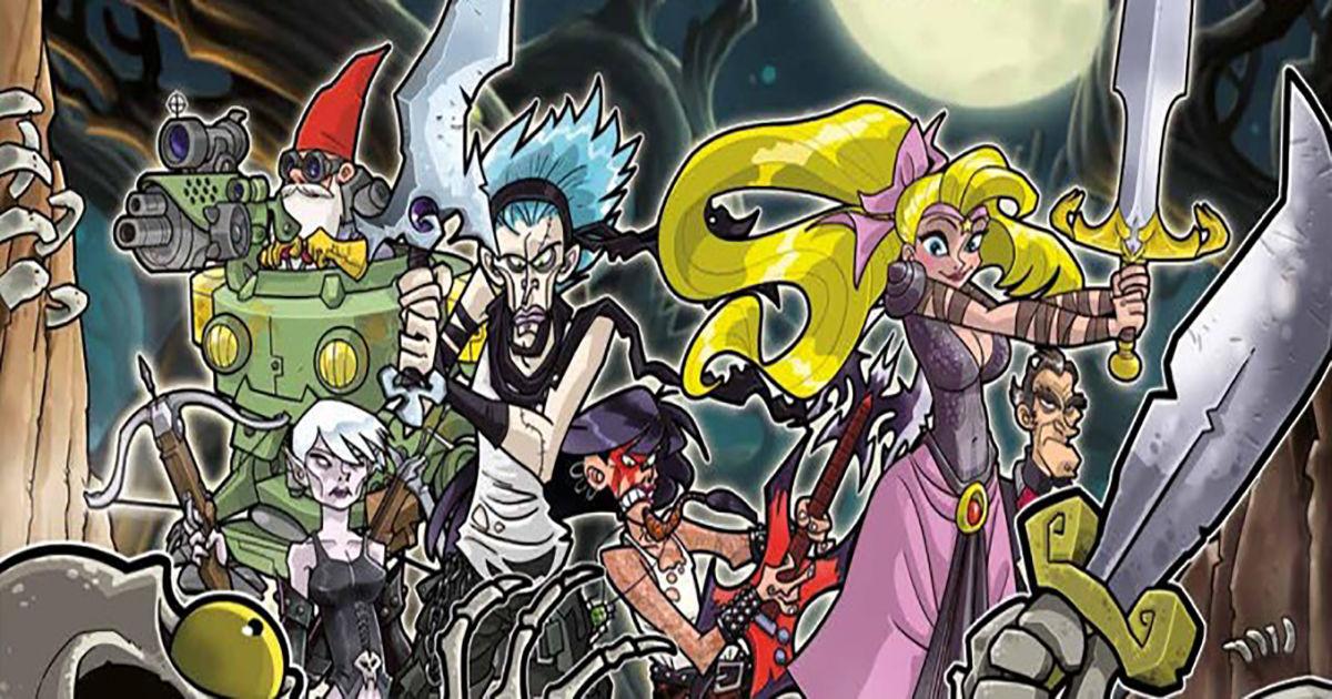 Recensione: Super Fantasy, la notte dei Morti Male