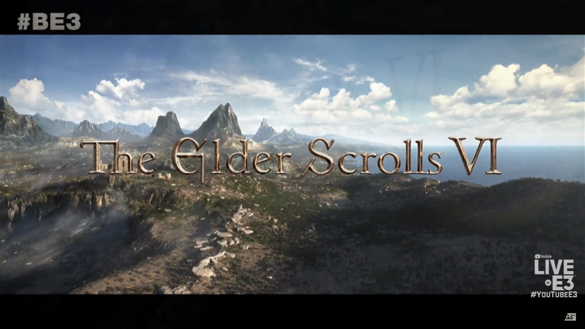 The Elder Scrolls VI e3 2018 bethesda