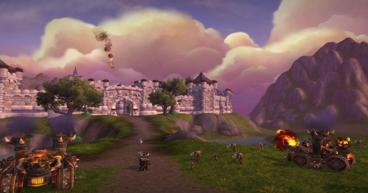 WoW Battle For Azeroth, dove trovare le nuove mount di Arathi
