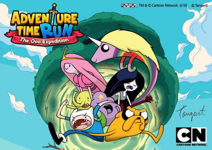 adventure-time-run-trucchi