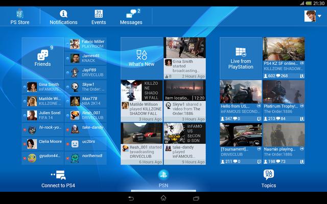 aggiornamento-playstation-app