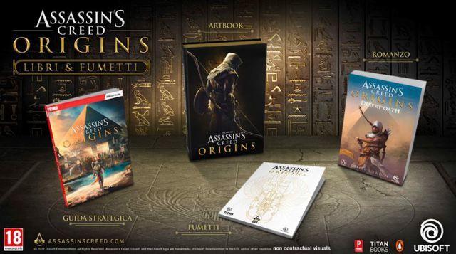 assassin-s-creed-origins-libri-e-fumetti