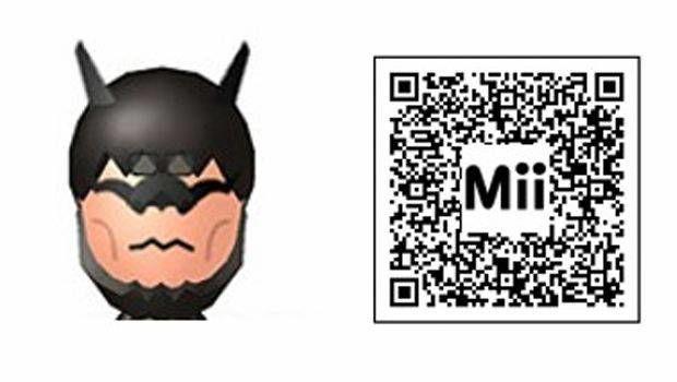 Dantdm Qr Code Mii List: Tomodachi Life: Mii QR Codes Personaggi Famosi Gratis