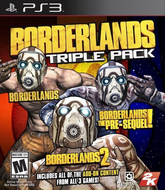 borderlands-triple-pack-annunciato-ufficialmente