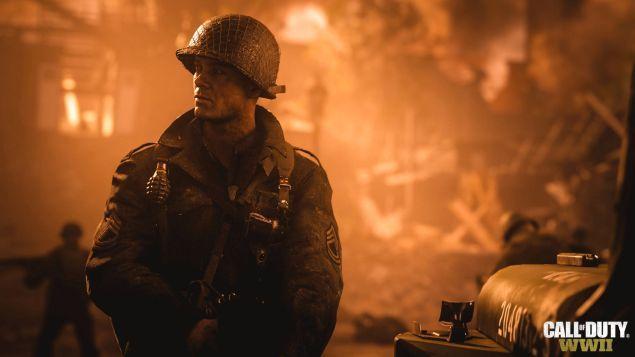 Call of Duty World War 2 le prime immagini ufficiali