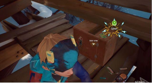 captain spirit soluzione