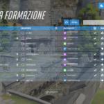 Overwatch Funzioni social.