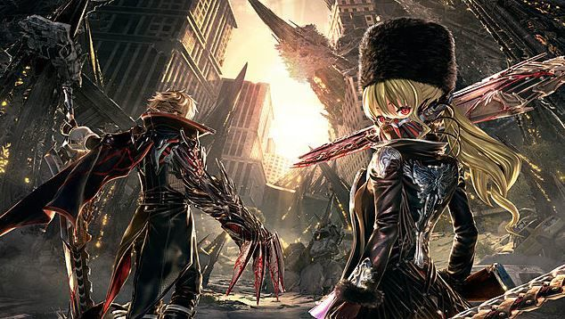 code-vein-gameplay-anime-expo
