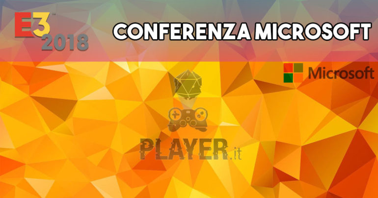 Conferenza Microsoft E3 2018