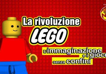 LEGO – L'immaginazione e il gioco senza confini