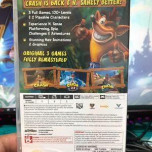 Crash Bandicoot Trilogy Spyro