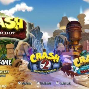 Crash Bandicoot Trilogy Spyro switch release