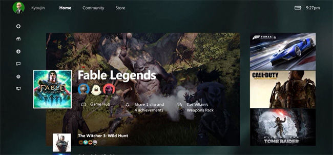 dashboard-xbox-one-experience