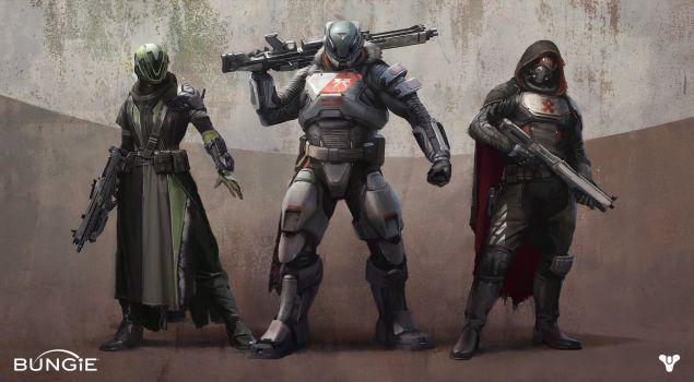 destiny-guardiani classi