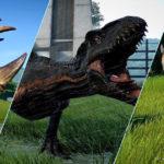 Jurassic World Evolution, un DLC gratuito dedicato al film
