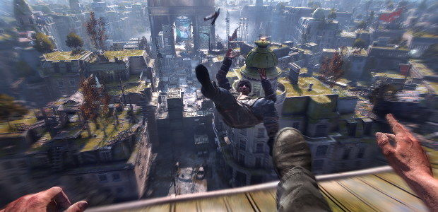 Dying Light 2 mappa di gioco