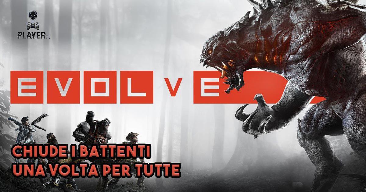 Evolve: a settembre i server smetteranno di funzionare