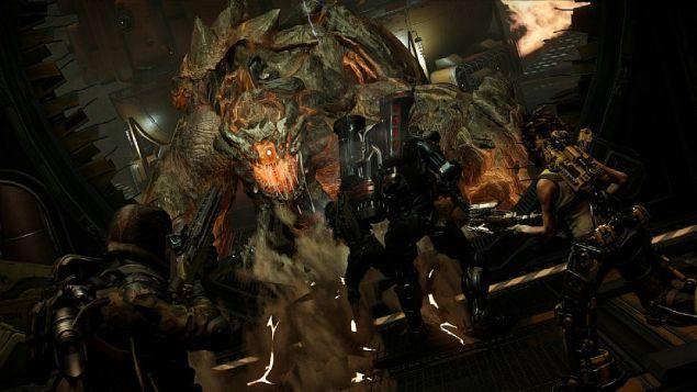 evolve-4-nuovi-cacciatori-un-mostro