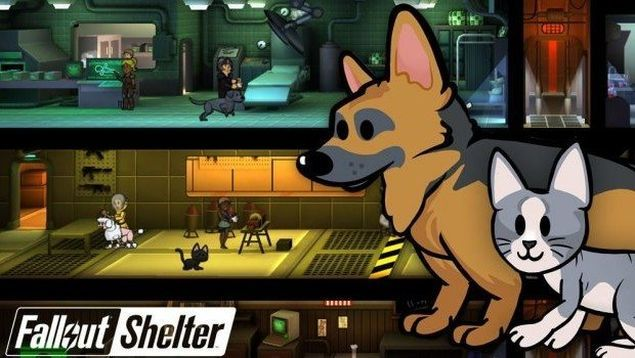 fallout-shelter-ultimo-aggiornamento-2015-animali