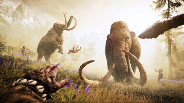 far-cry-primal-trailer-leggenda-mammut-bonus-pre-order