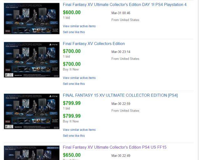 final-fantasy-xv-ultimate-collectors-edition-1000-dollari