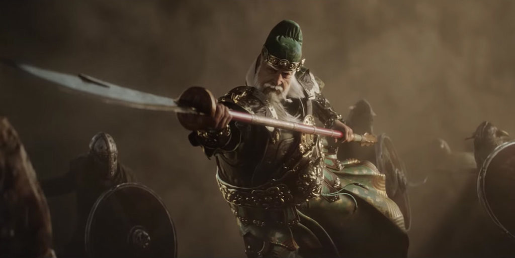 For Honor- Marching Fire - New Heroes - new classes - nuovi eroi - nuove classi - E3 - annuncio - Jiang Jun - Shaolin - Tiandi