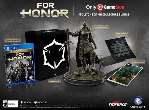 for-honor-collector-s-edition-sara-un-esclusiva-gamestop