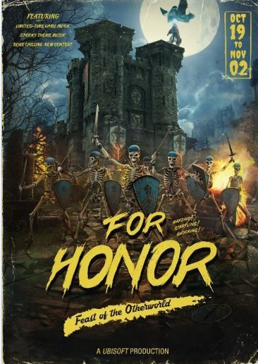 for-honor-halloween