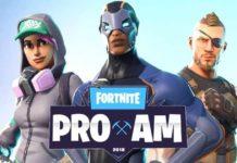 Fortnite torneo pro am e3 2018