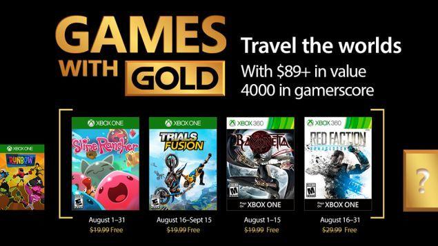 games-with-gold-di-agosto-2017-ufficiali