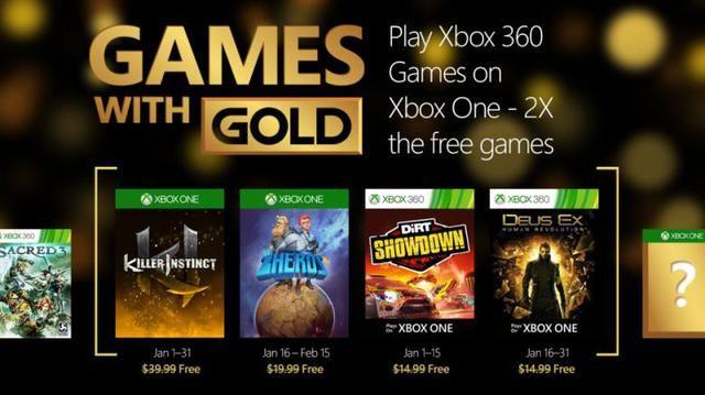 games-with-gold-gennaio-2016