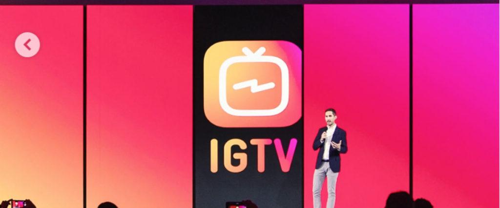 Instagram TV IGTV CEO