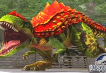 jurassic world guida dinosauri ibridi