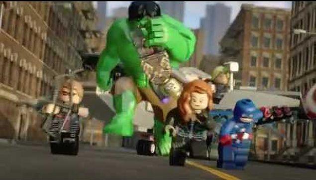 premium selection 6025f f62f9 I giochi per il 2015 di LEGO: Jurassic World e Marvel's Avengers