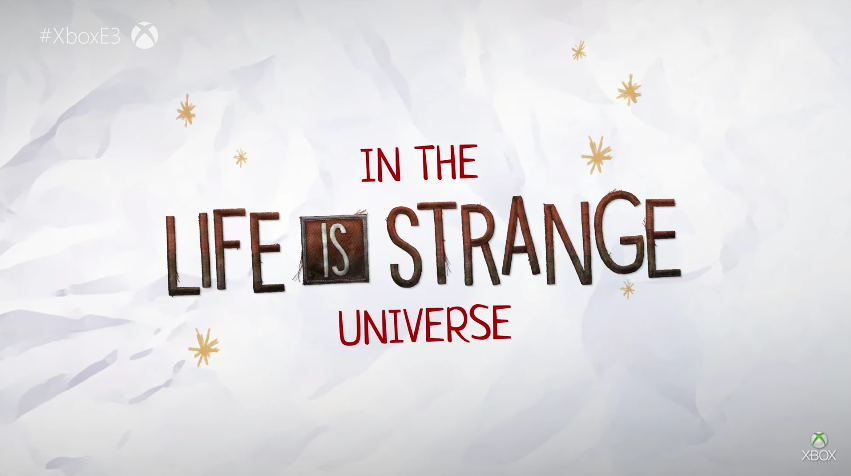 life is strange Captain Spirit e3 2018
