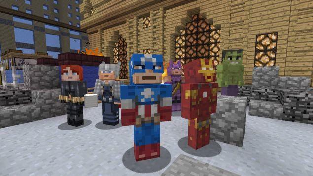 marvel-minecraft