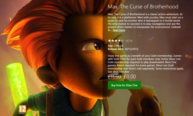 max-the-curse-of-brotherhood-gratis-xbox-live-gold