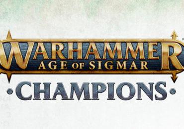 Games Workshop annuncia Warhammer Age of Sigmar: Champions